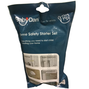 BabyDan - Home Safety Starter Set
