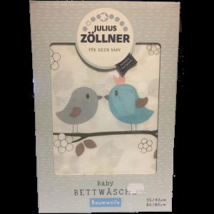 Julius Zöllner - Baby Bettwäsche aus Baumwolle