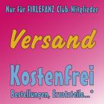 Firlefanz Club Vorteil - Kostenfreier Versand