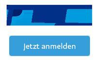 PayPal Logo - Jetzt anmelden